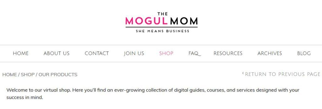 HOW AN ONLINE BUSINESS IDEA TARGETED AT MOMS MAKE MONEY ONLINE ...