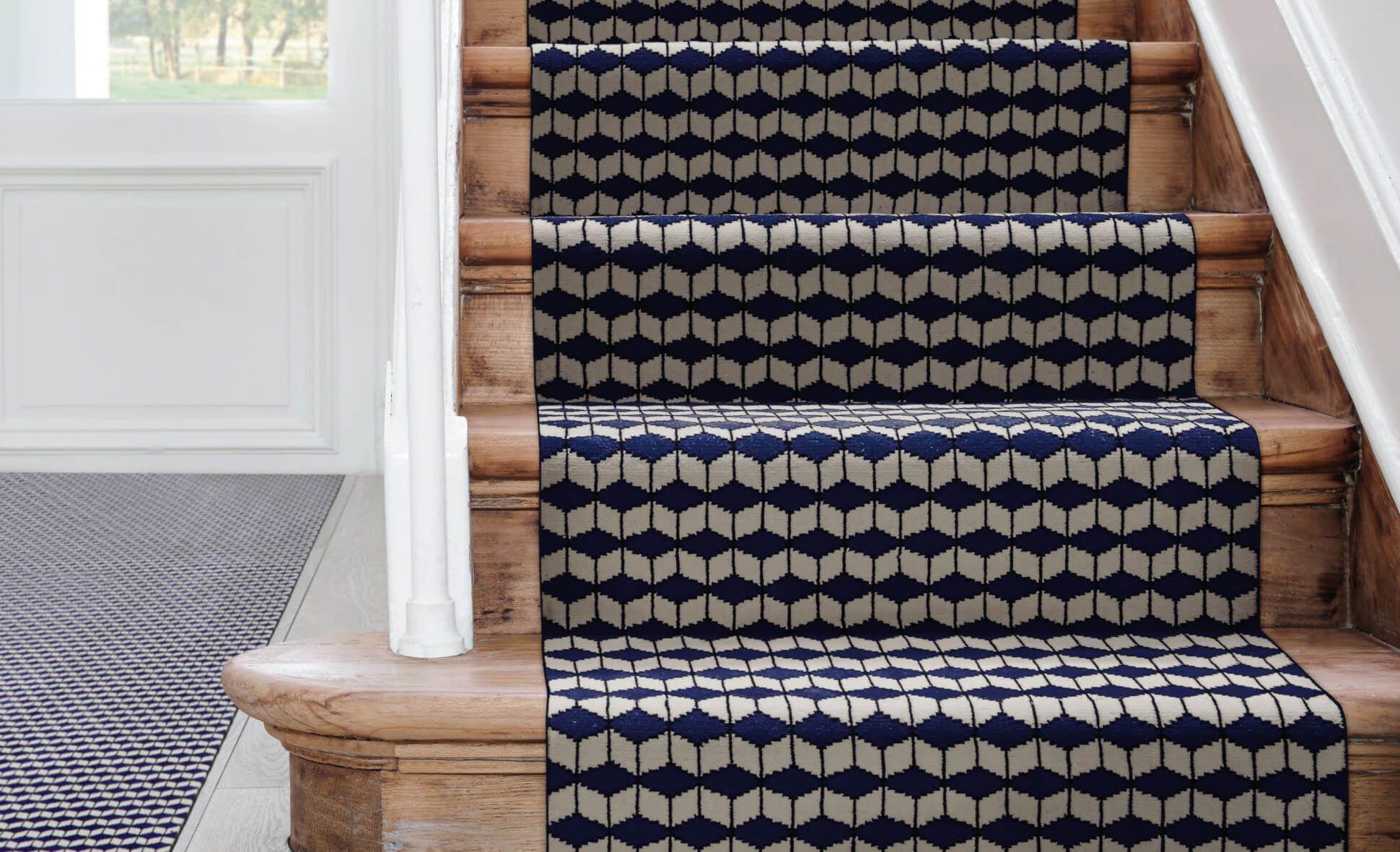 escalier en bois saint maclou 1