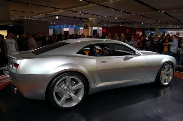Chevrolet Cmaros