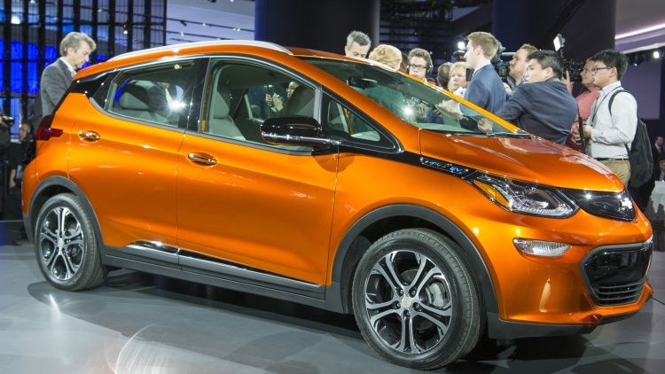 Ev Sales Need Immense Spike To Meet 2020 Emissions Limits Chevy