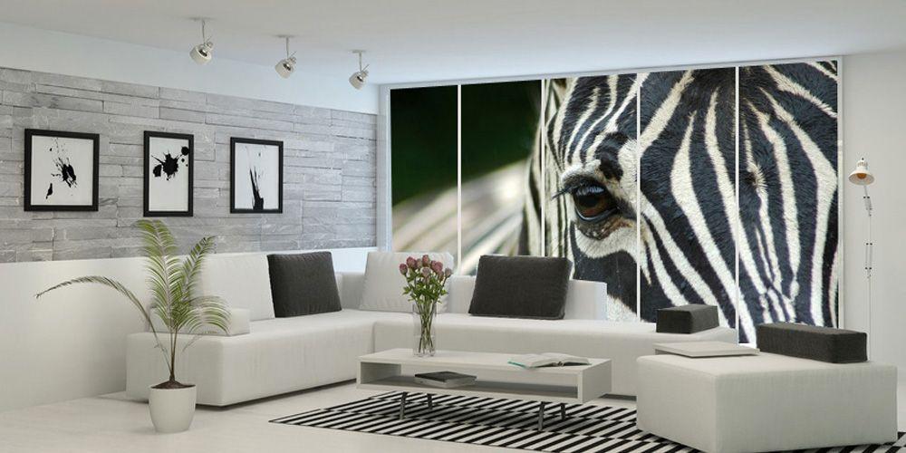 30 ideas de c mo usar un panel japon s paneles - Estores screen ikea ...