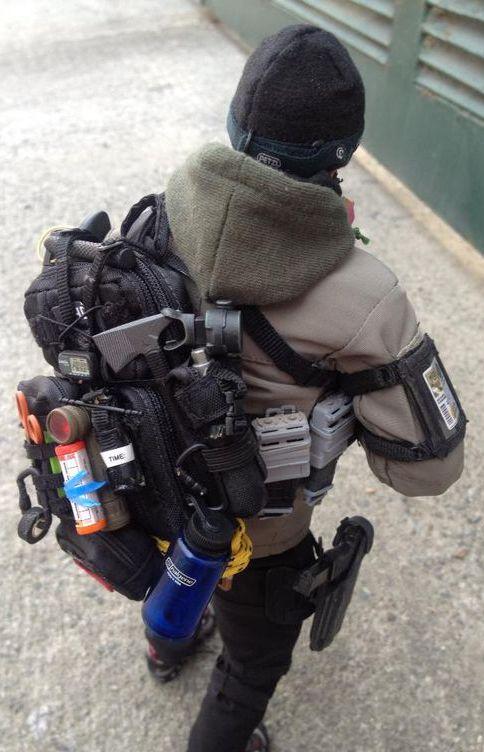 Tactical Apocalypse Bug Out Loadout Gear Tactical Gear