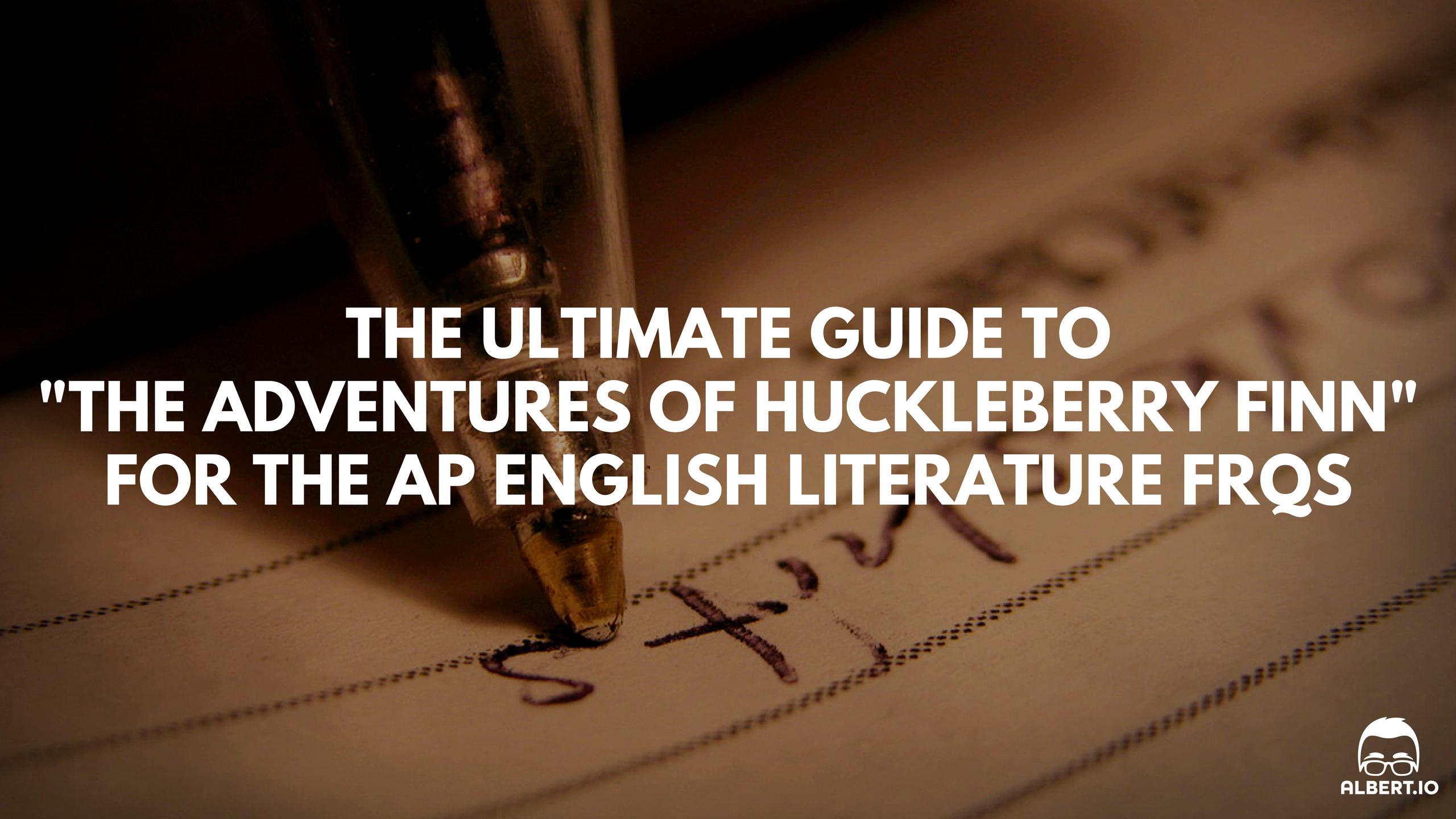 The Adventures Of Huckleberry Finn Thesis Ideas