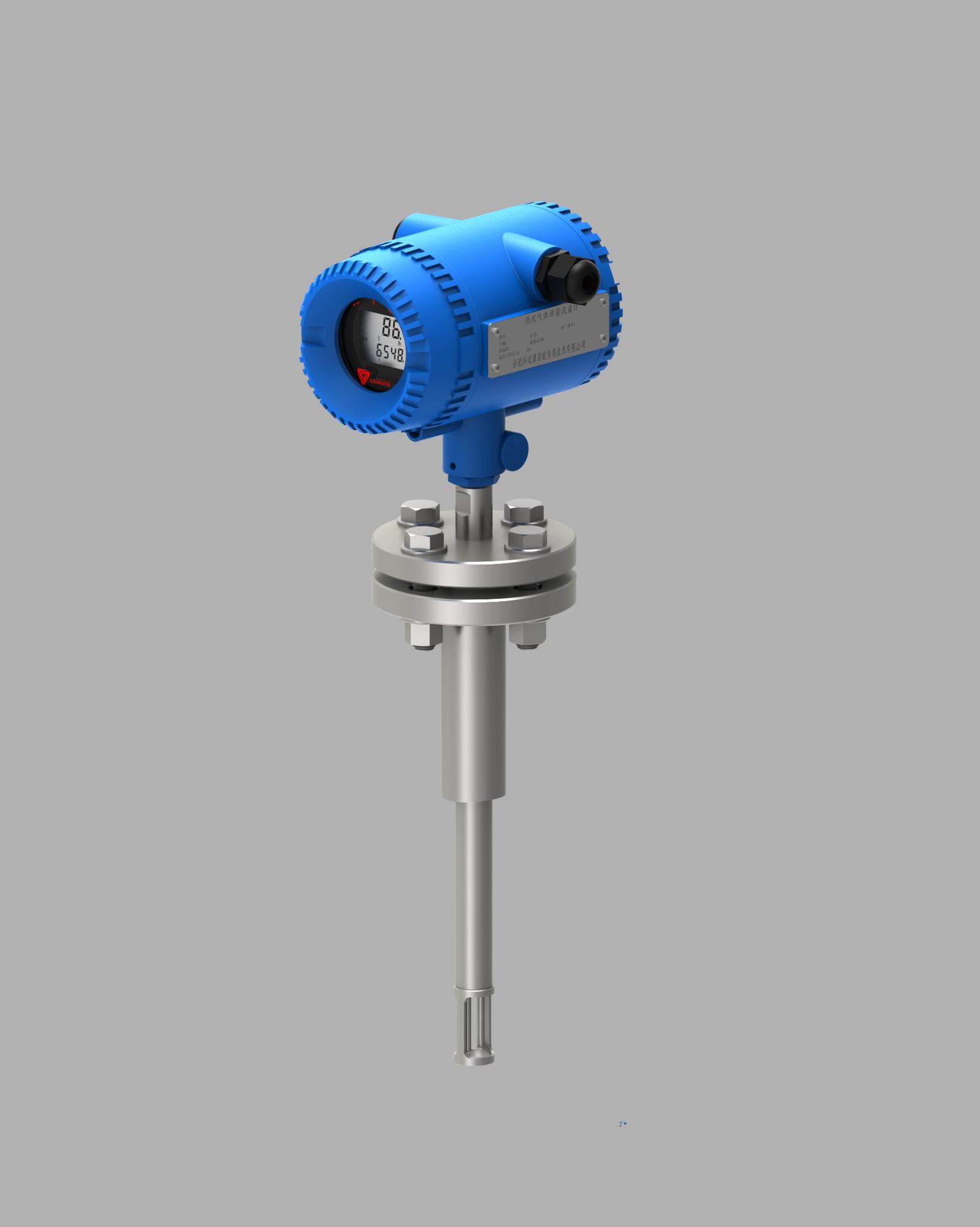 TGF600 Inline Thermal Gas Flowmeters Thermal mass