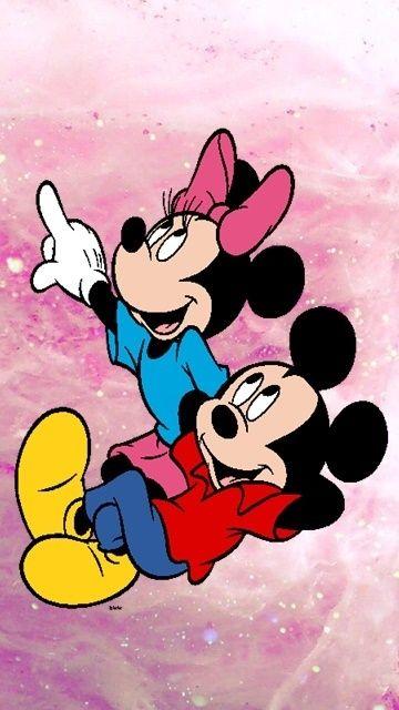 Minnie Mickey Mikey Desenho Minnie Desenho E Personagens Disney