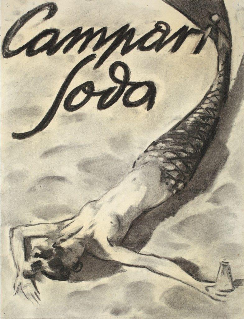 Campari soda - 1936 - (Enrico Sacchetti) - | campari | Pinterest ...