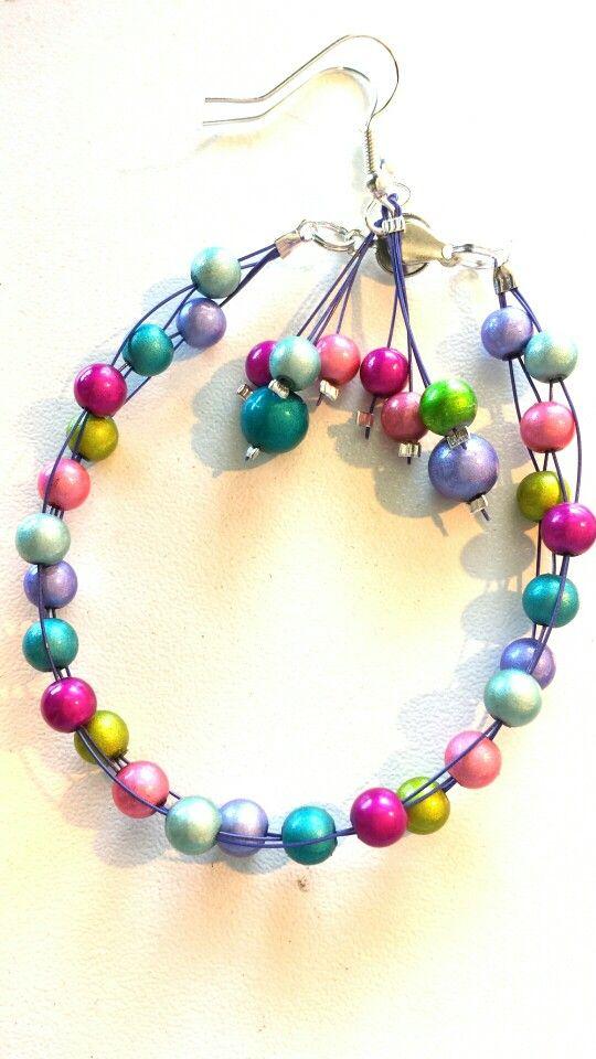 Colourful set