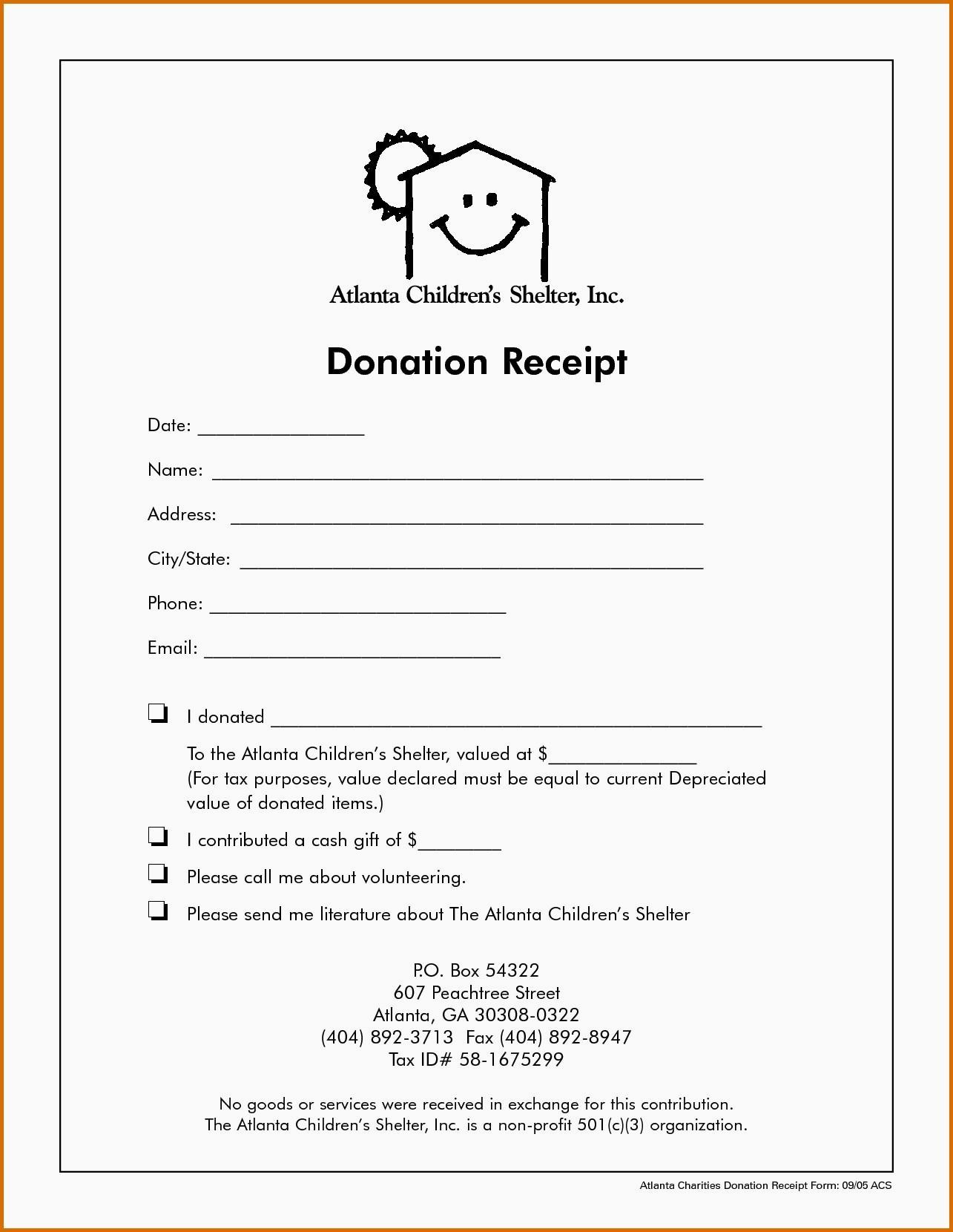 Foundation Investment Policy Statement Template Receipt Template Writing A Mission Statement Non Profit Donations