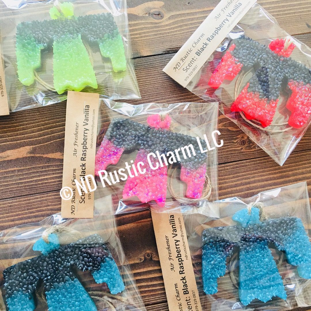 Car Candles Car Freshies aromabeads