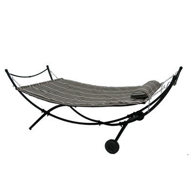 fabric source outdoors hammock gardens stand garden and hardware sling padded ft backyard treasures apartments in with