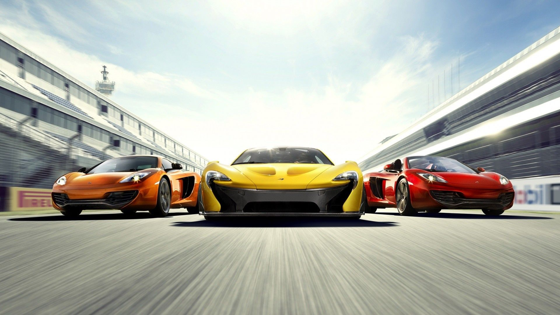 Cars At High Speed Wallpapers And Images Wallpapers Pictures