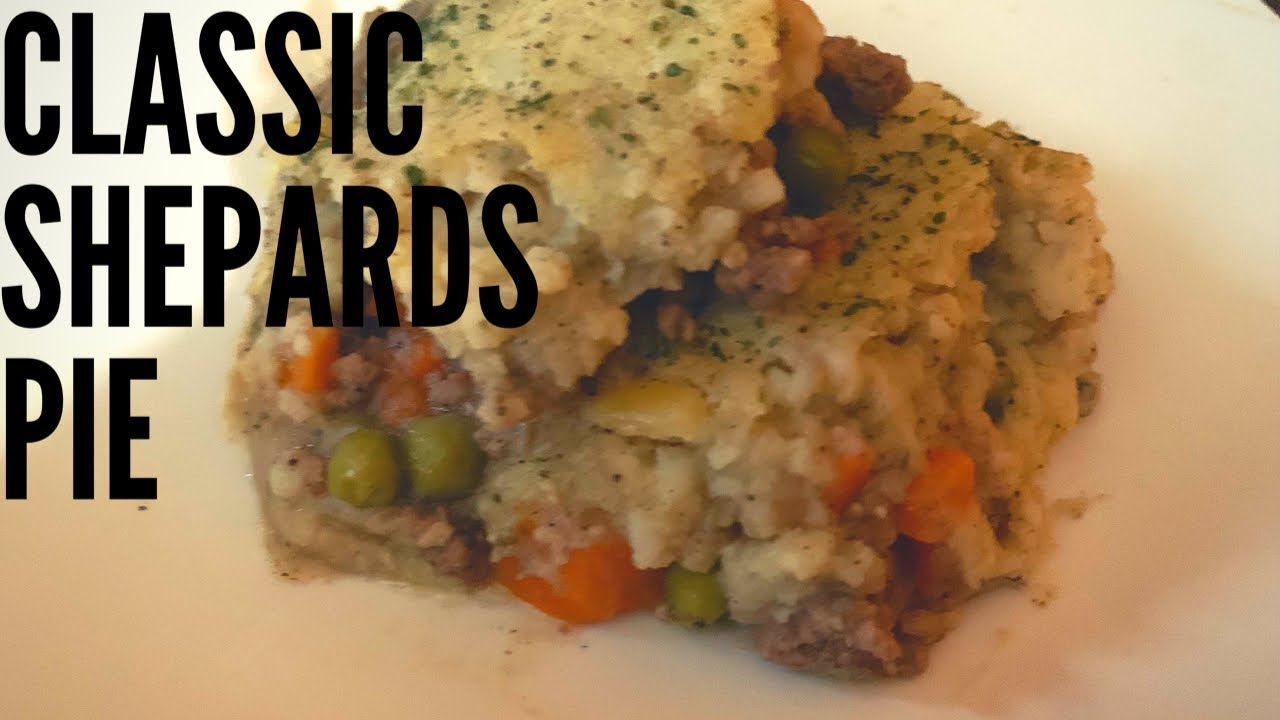 HOW TO MAKE SHEPARDS PIE #stayhome #withme