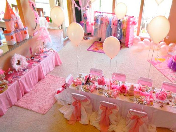 princess theme party decoration ideas