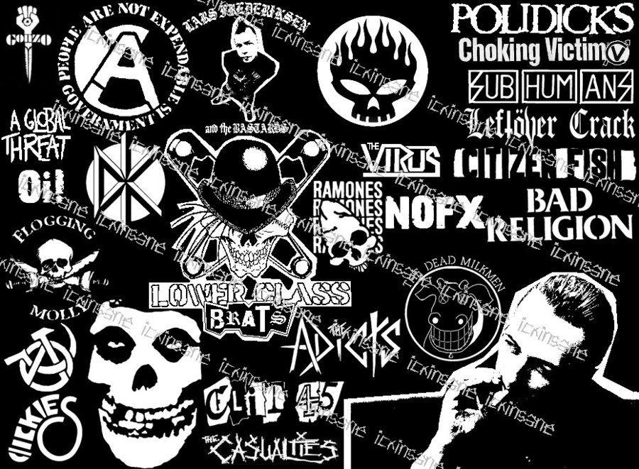 Wallpaper For Rock Music Punk Animal House N Roll