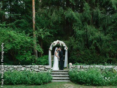 Outdoor Massachusetts Wedding Venues Boston Functions
