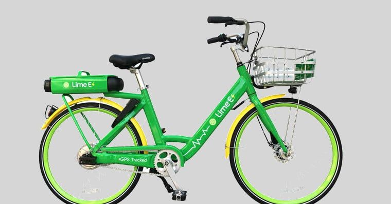 Google Maps Makes It Easier Than Ever To Find A Lime Bike Or