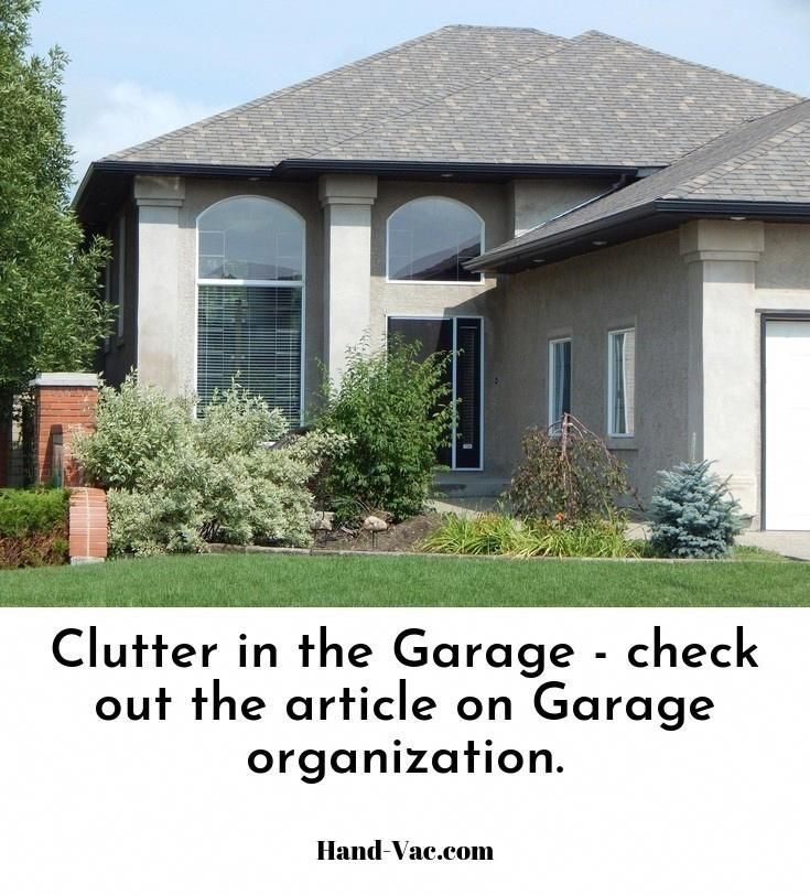 Check Out These Tips To Organize Your Garage.