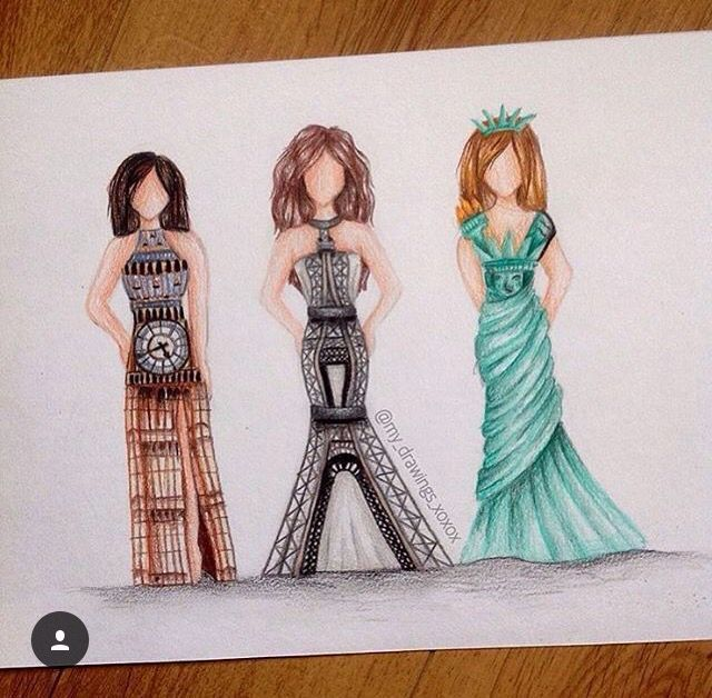 Photo of These are based around the world Barbie dolls – architecture and art