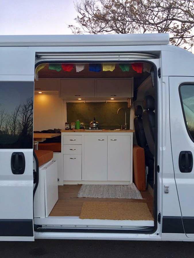 2015 159 Quot Ram Promaster 3500 Camper Van Camper Van Ideas