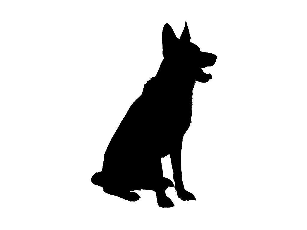 Vinyl Decal German Shepherd Dog Breed V3 Silhouette Custom Etsy German Shepherd Tattoo Dog Silhouette German Shepherd Dogs [ 768 x 1024 Pixel ]