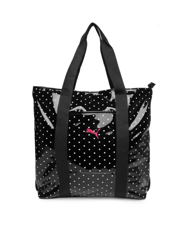 Puma Women Black Tote Bag  0d5ccc5152179