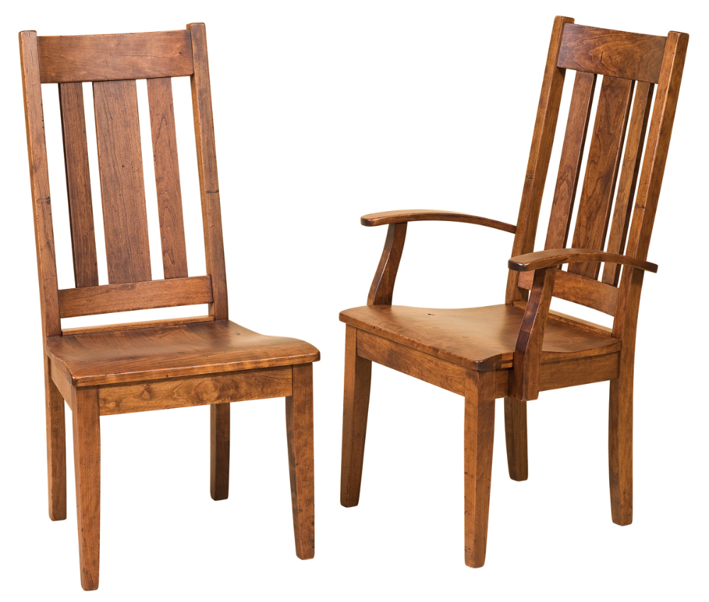 Dining Chairs, Craftsman Dining