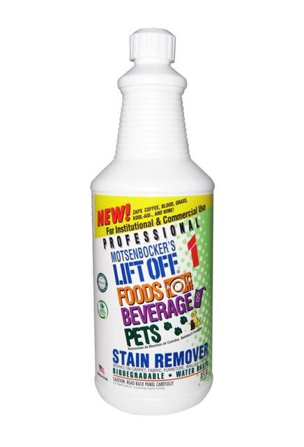 Icymi Stain Remover For Food And Protein Lift Off Nourriture Produit Nettoyage Parfum Citron