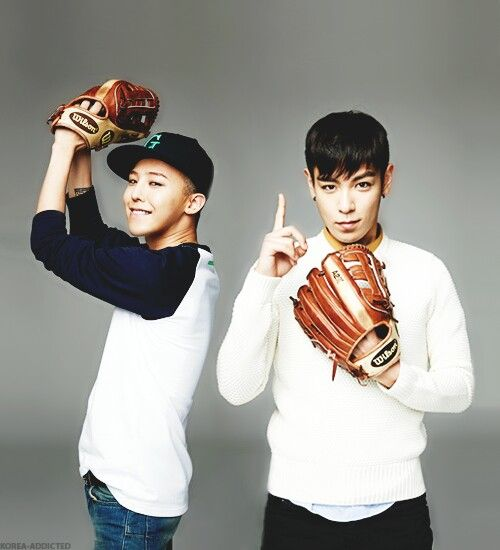 gd and top for Gmarket