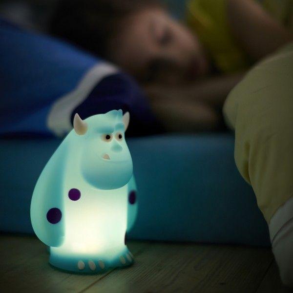 Lamp Monsters Table Sully Disney Light Philips Night Softpal Led Inc tQxshrdC