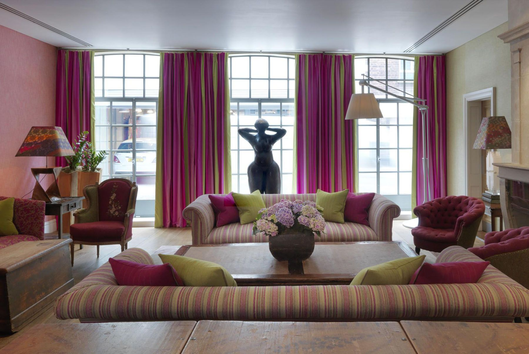 Colors home sweet home pinterest soho hotel for Small boutique hotels london