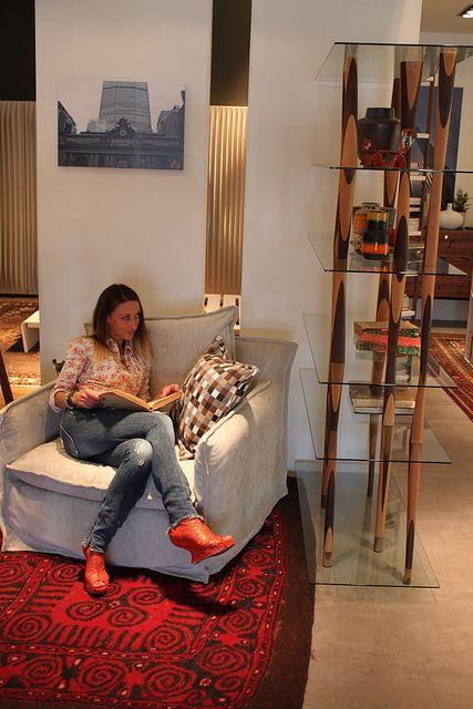 sendai crystal / bookcase-sculpture / design: toyo ito / sendai, Mobel ideea