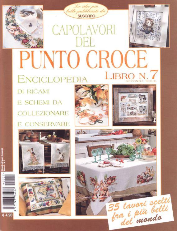 Gallery.ru / Enciclopedia de punto de Cruz 7
