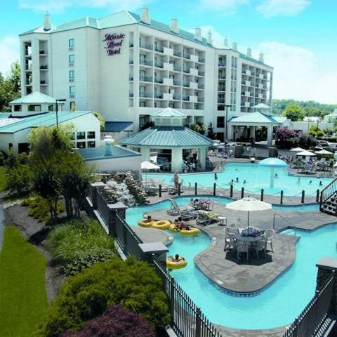Pigeon Forge Tn Hotels
