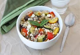 Lammas Recipes: Garden Vegetable Couscous---- Food and drink of Lammas: Apples, grains, breads, berries, barley cakes, berry pies, jellies, colcannon, cider, sun shaped cookies, corn, elderberry wine, grapes, honey, lamb, nuts, potatoes, rice, wild berries