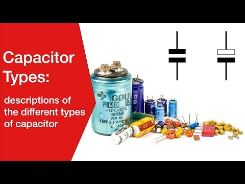 Read All About The Different Types Of Capacitor Properties Differences Specifications Parameters Ceramic Electrolytic T In 2020 Plastic Film Capacitors Ceramics