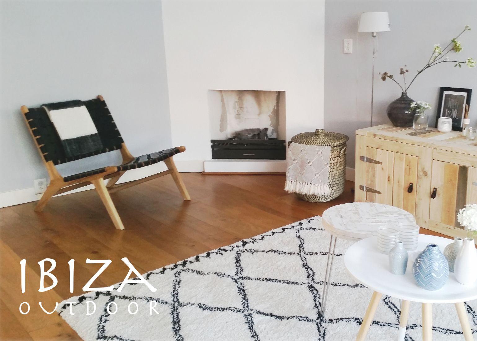 Mariele! dank voor je leuke foto met de Ushuaia vintage lounge stoel ...