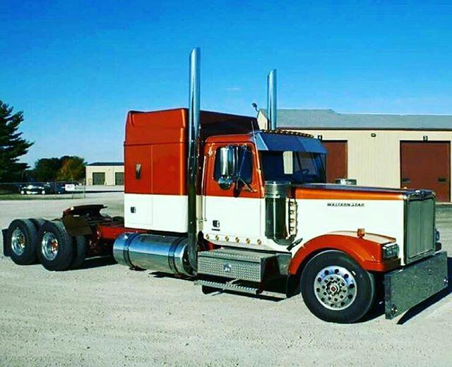 Western Star Lowmax Custom Western Star Trucks Big Trucks