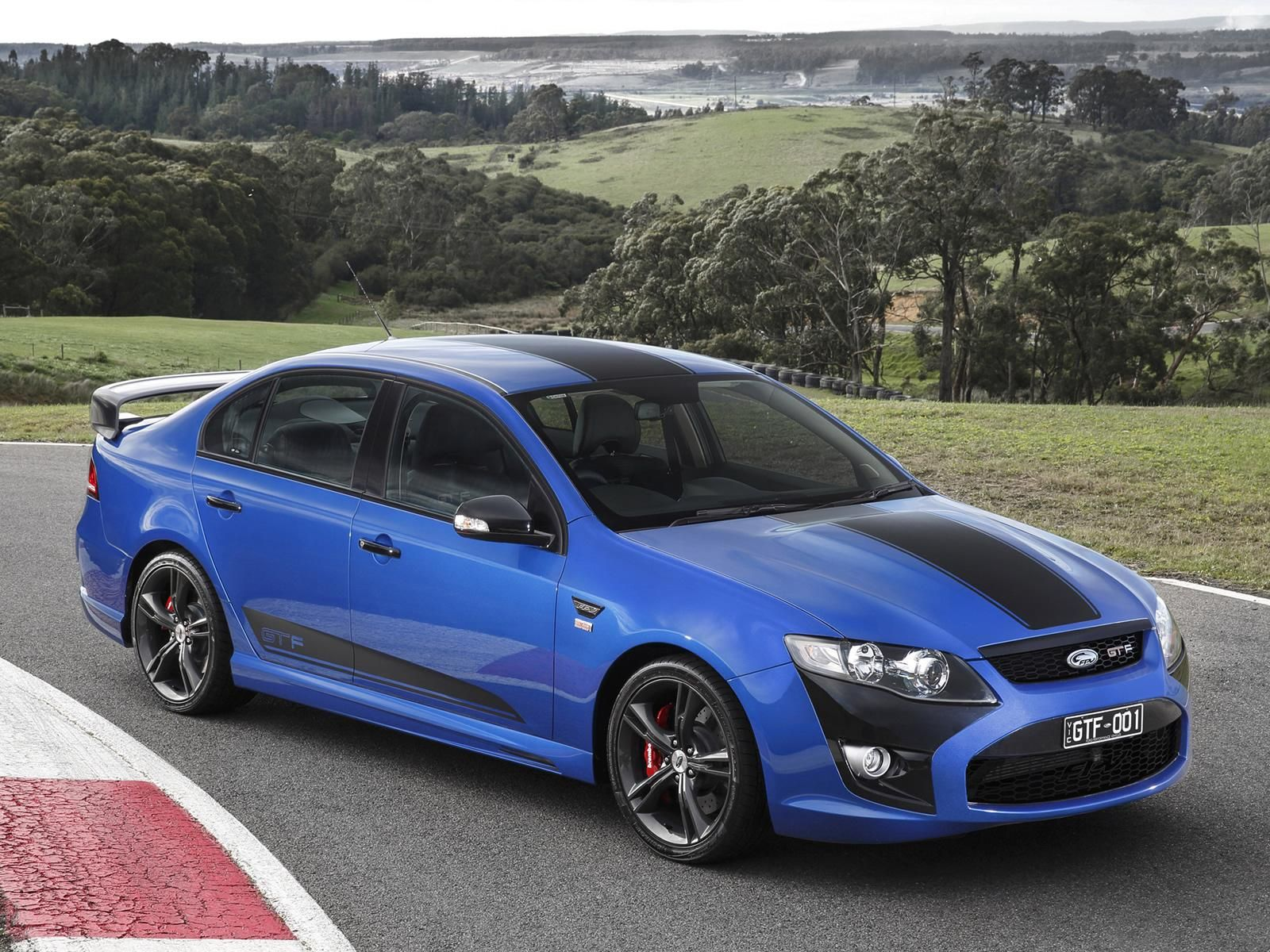 2017 Ford Falcon GT Concept And Release Date