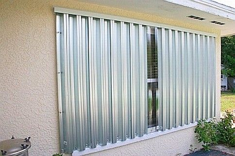 Toss The Shutters And Call Us To Replace Them With Hurricane