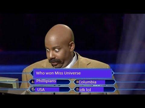 #MissUniverse2015
