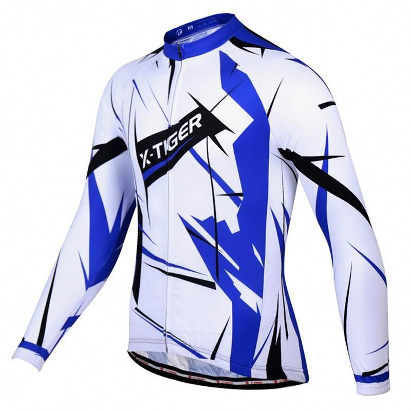 2555a6a50 Long Sleeve Cycling Jerseys Features  Anti-Pilling