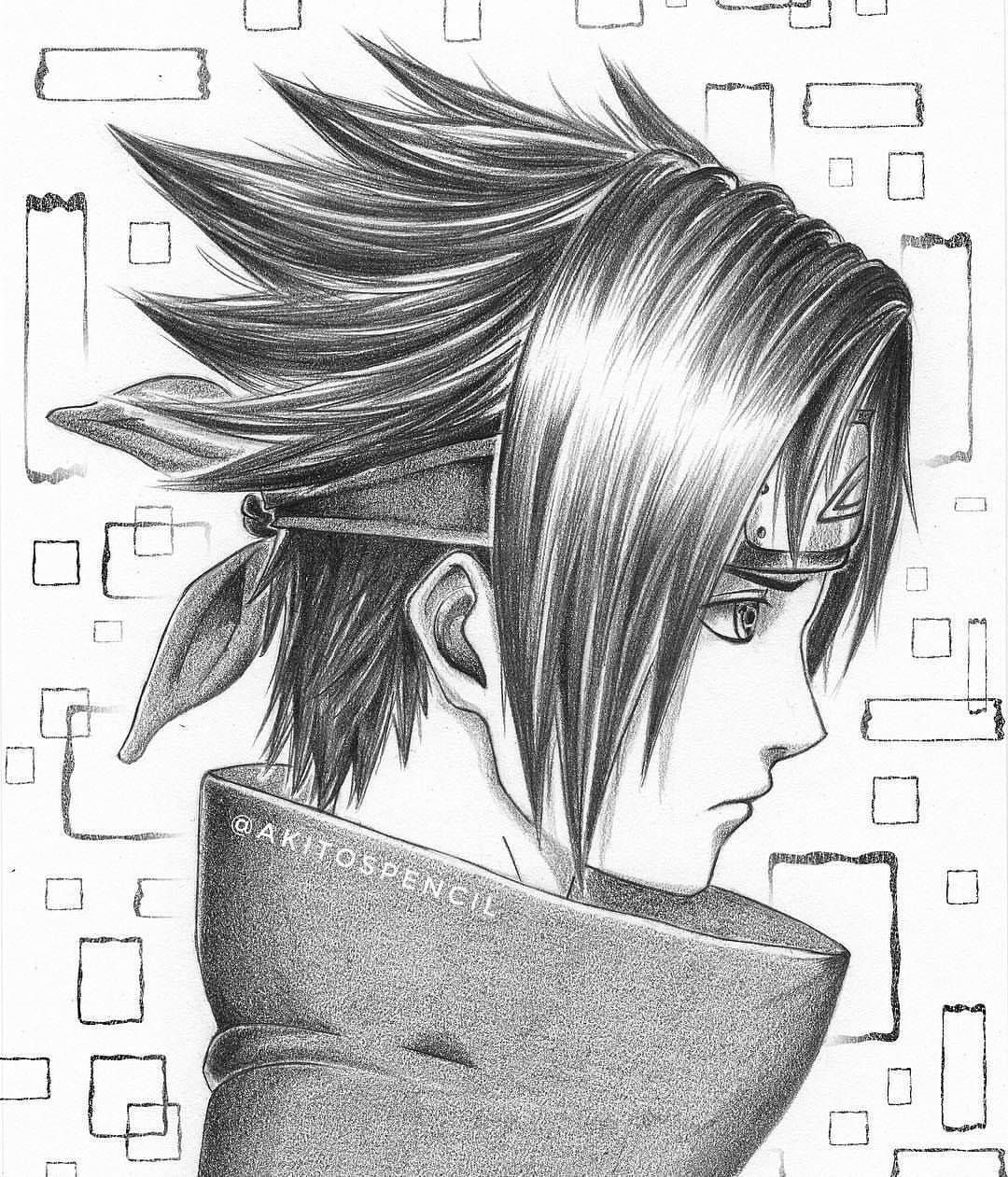 Pin By Monica Rose On Drawing Naruto Sketch Naruto Shippuden