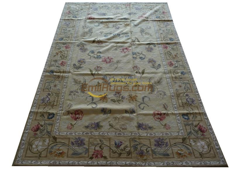 100 Wool Hand Stitched Needlepoint Carpets Needleopint Rugs 5 X 8 152cmx244cm Gc032 Na339 Rugs Living Room Carpet Needlepoint