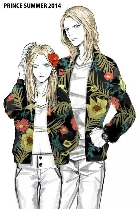 Camus - girl version - Prince Summer 2014