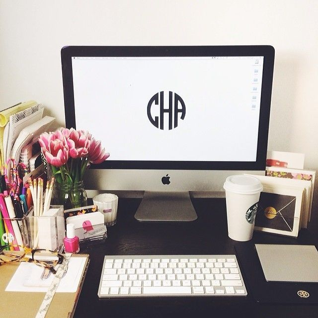 Love This Idea Of Being Able To Create Your Own Monogram