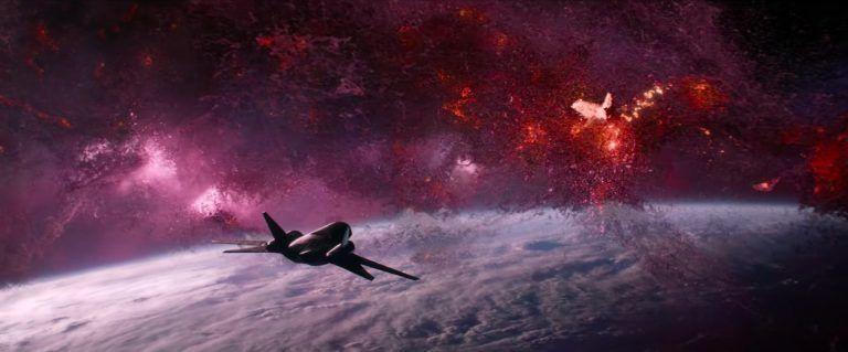 Resultado de imagen para x men dark phoenix spaceship