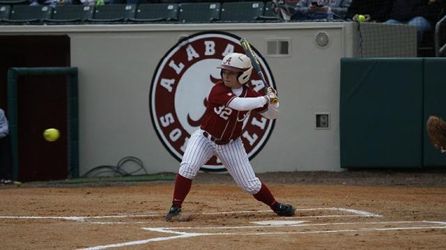 How Alabama Softball Builds Bat Speed And Hand Coordination With Db Bench Alabama Softball Softball Sports Design