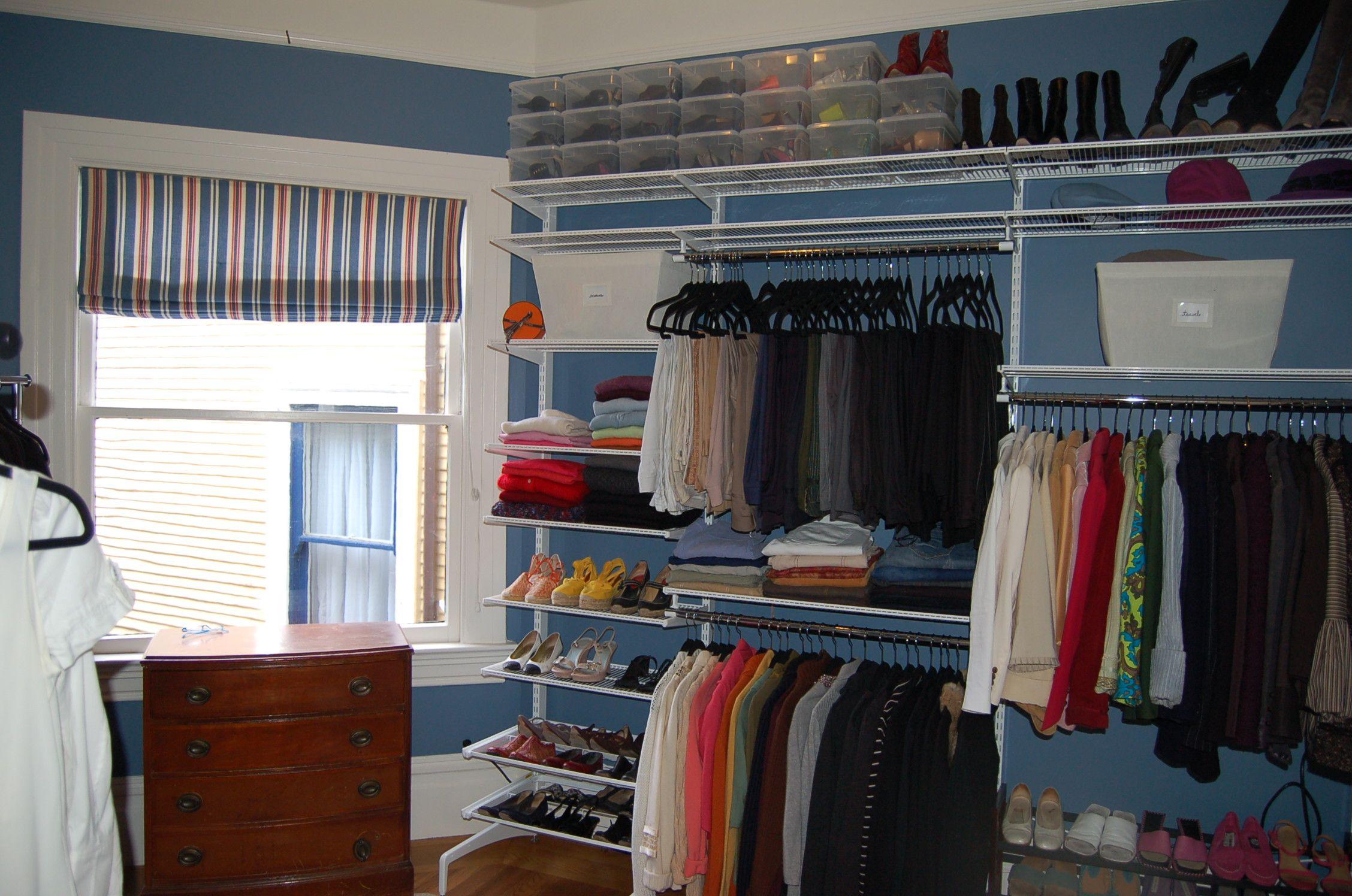 Brooklyn Limestone Bedroom into dressing room, Closet