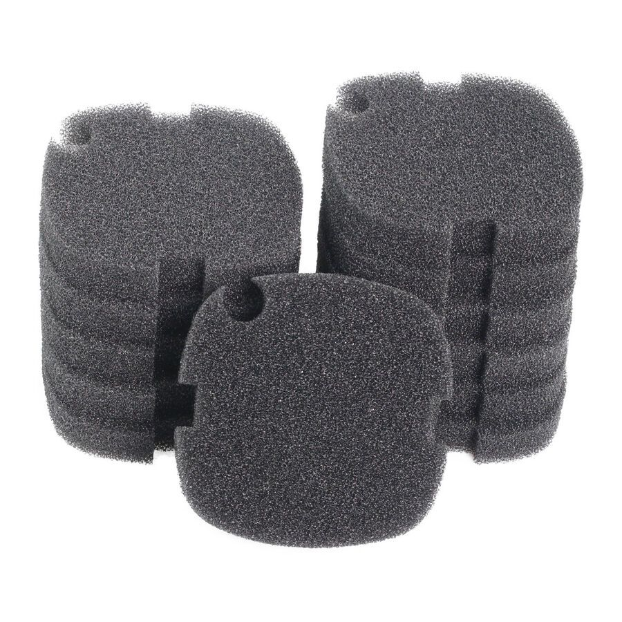 Lot of 50 Foam Filter Pads Non-Branded But Suitable For FX5 FX6 Lowest Price!