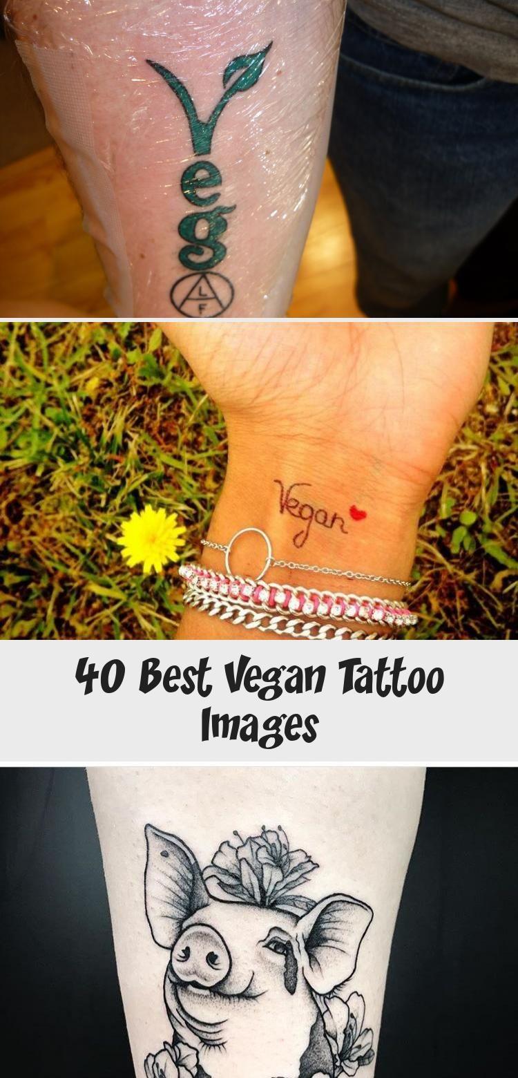 40 Best Vegan Tattoo Images tattooideenOberarm